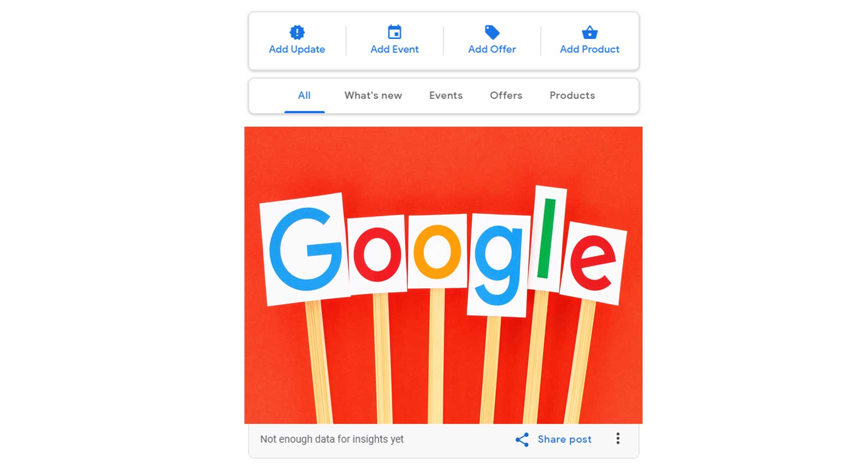 Automated Google My Business Posting Services